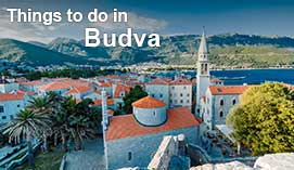 Best Things to do in Budva Montenegro