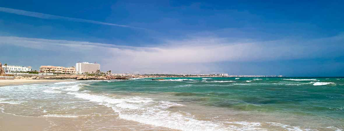 best spanish beaches