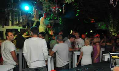 Hacienda Cocktail Bar Budva
