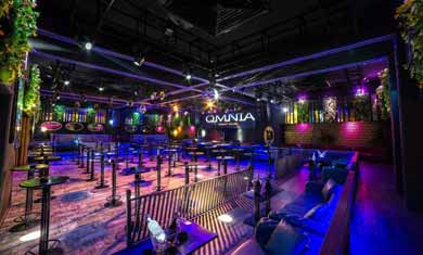 Omnia Night Club Budva Montenegro